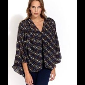 Winter Kate Flying Fox Bed Jacket Size Small